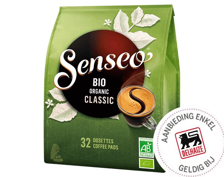 Senseo BIO Classic 32 pads