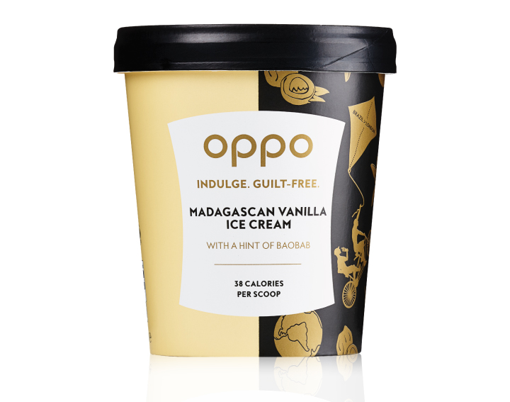 Madagascan Vanilla with a hint of Baobab