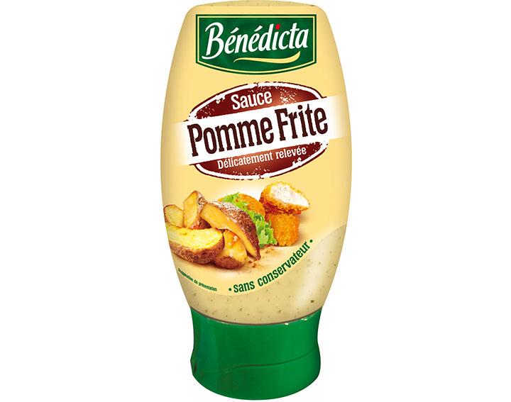 Sauce Pomme Frite 265g