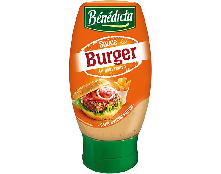 Sauce Burger 260g