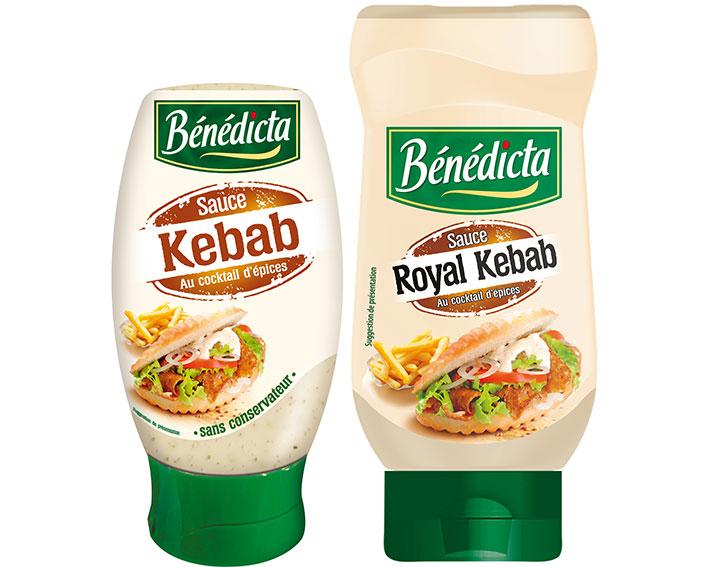 Sauce Royal Kebab 260g et 420g