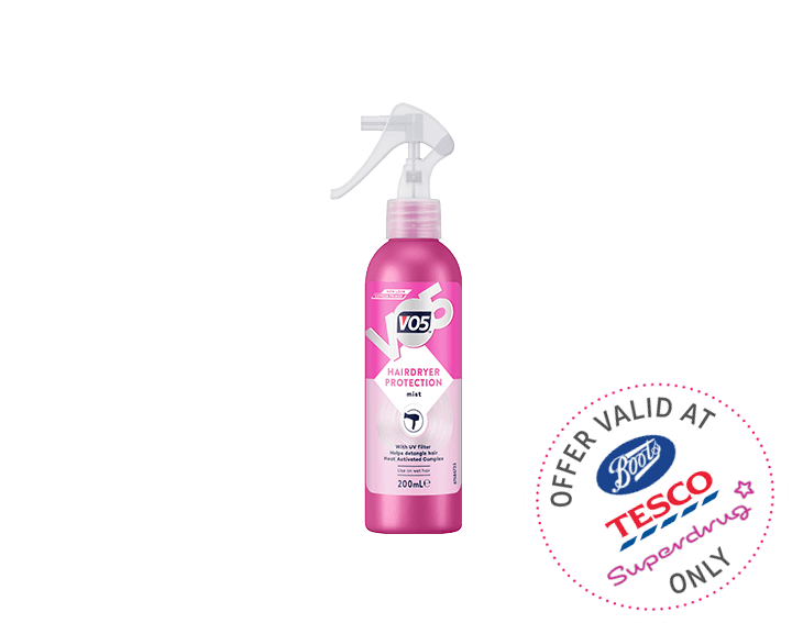 Hairdryer Protection Mist 200ml
