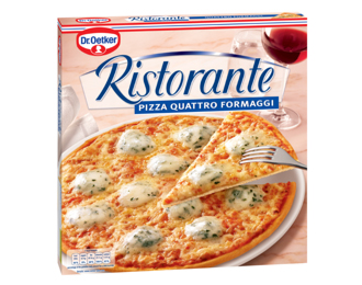Pizza Ristorante 4 Formaggi