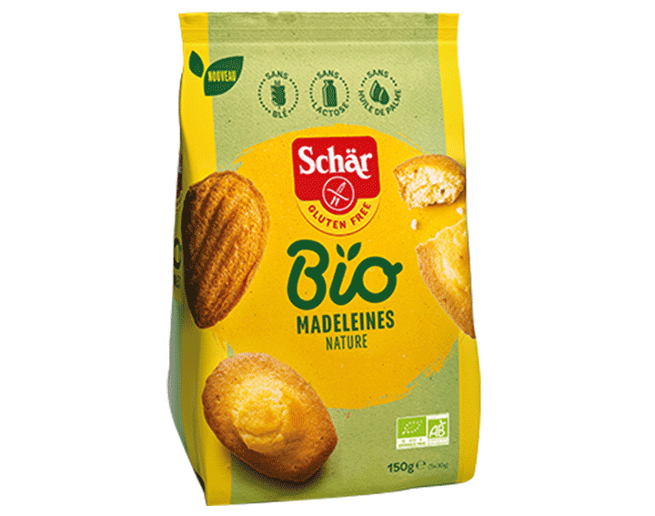 Madeleines Nature 150g
