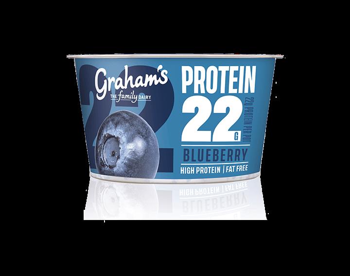 Blueberry Protein 22 190g