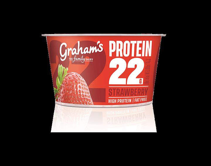 Strawberry Protein 22 190g