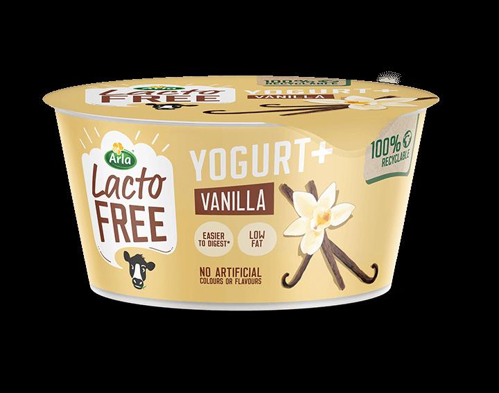 Vanilla Yogurt+ 150g