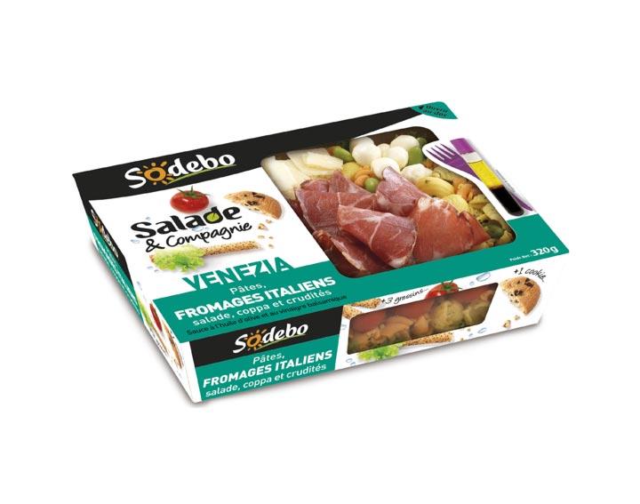 Sodebo - Salade & Compagnie Venezia