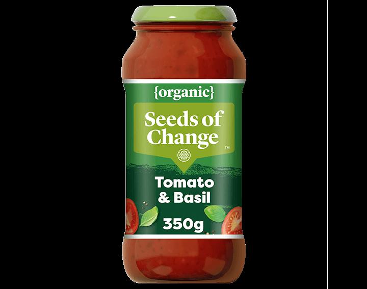 Tomato & Basil 350g