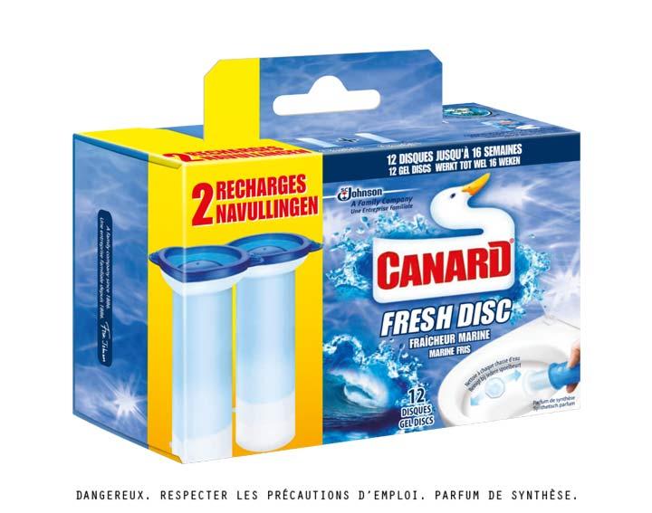 Pack de 2 Recharges Fraîcheur Marine