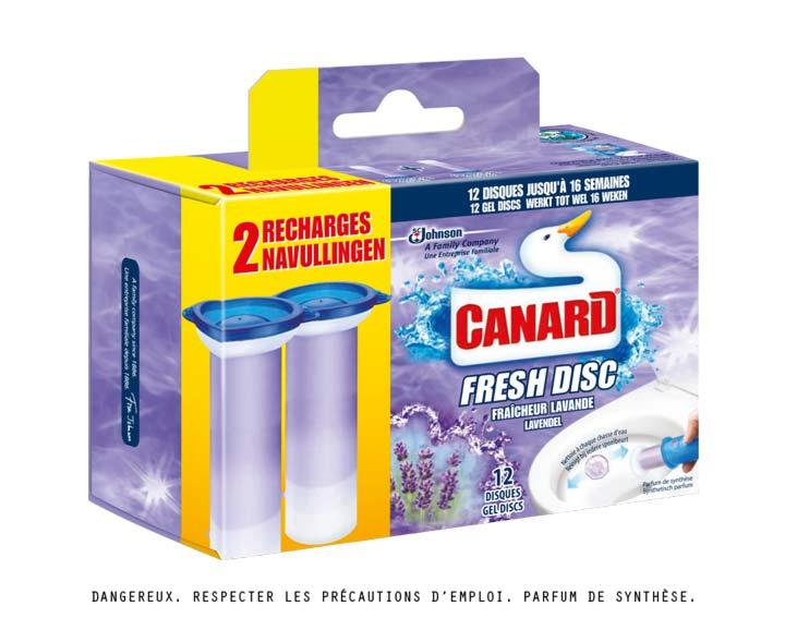 Pack de 2 Recharges Fraîcheur Lavande