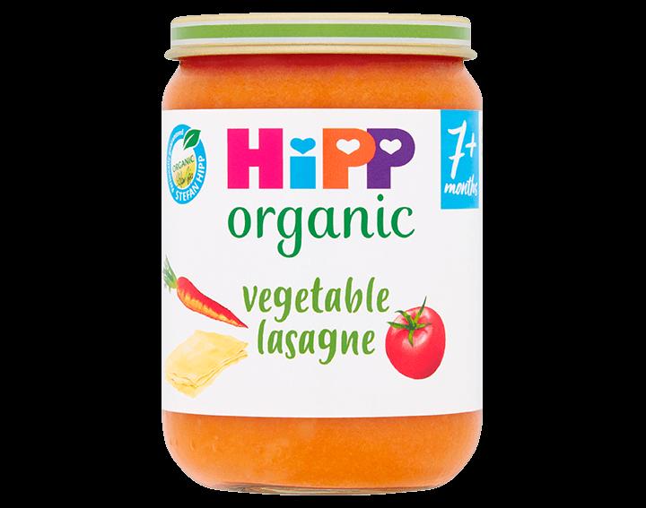 Vegetable Lasagne 190g