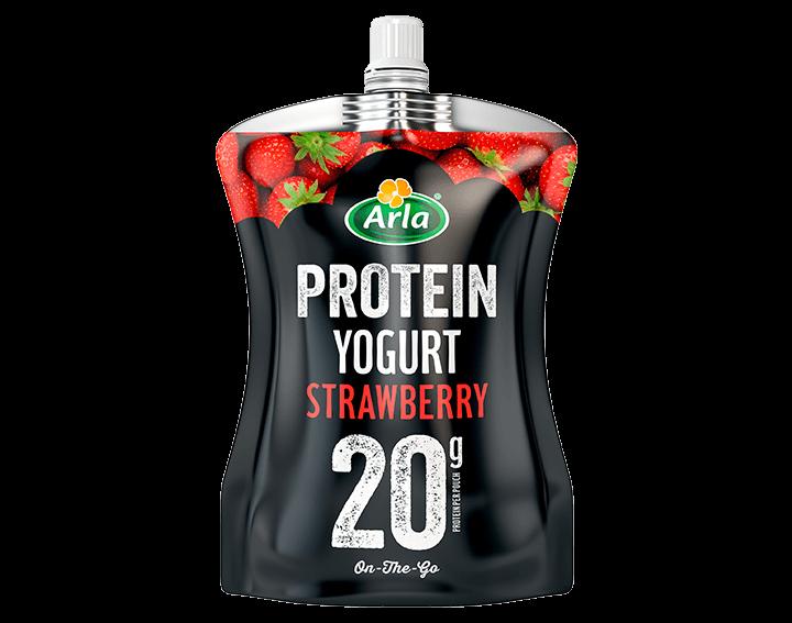 Strawberry Pouch 200g