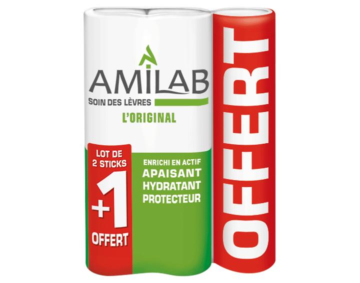 Amilab - lot de 3