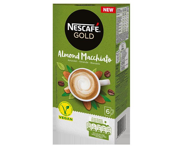 Almond Macchiato 6 zakjes