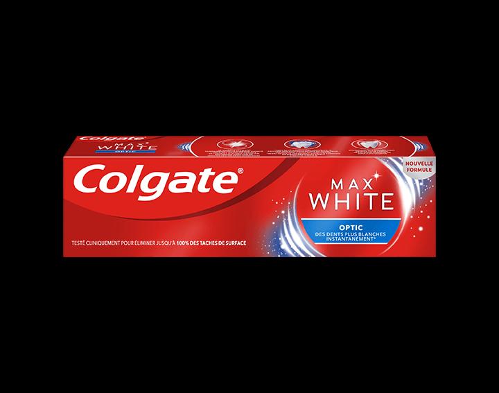 Colgate Max White Optic 75ml