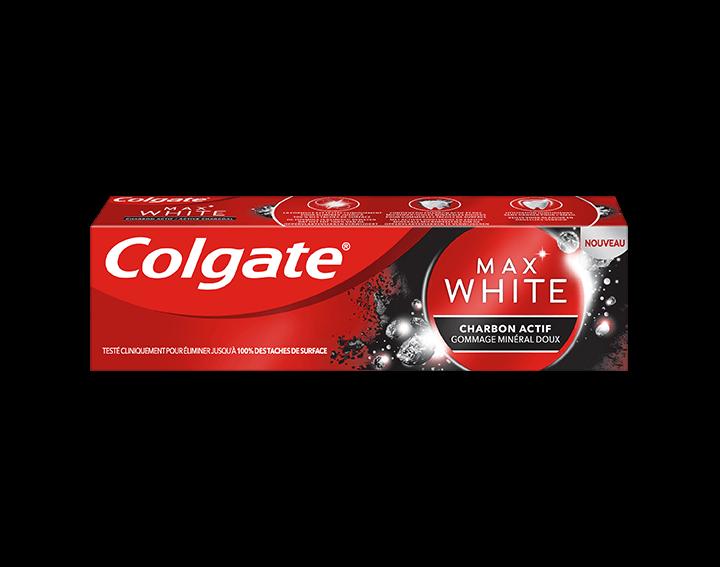 Colgate Max White Charbon 75ml