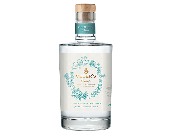 Gin zonder alcohol