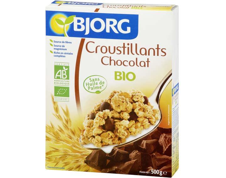 Croustillants Chocolat