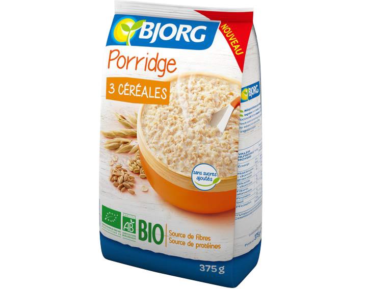 Porridge 3 Céréales