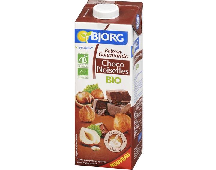 Boisson gourmande Choco Noisettes