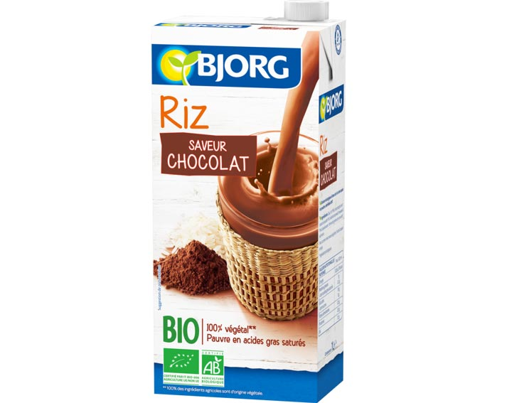 Riz Saveur Chocolat