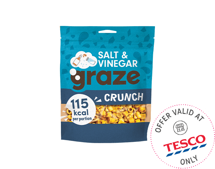 Salt & Vinegar Crunch 104g