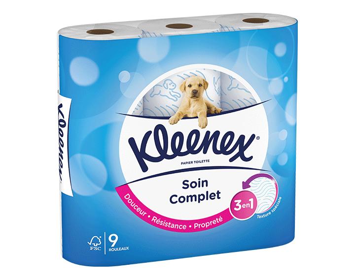 Kleenex® Soin Complet x9
