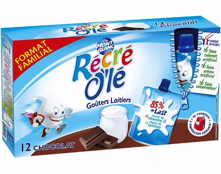 Récré O'lé Chocolat x12