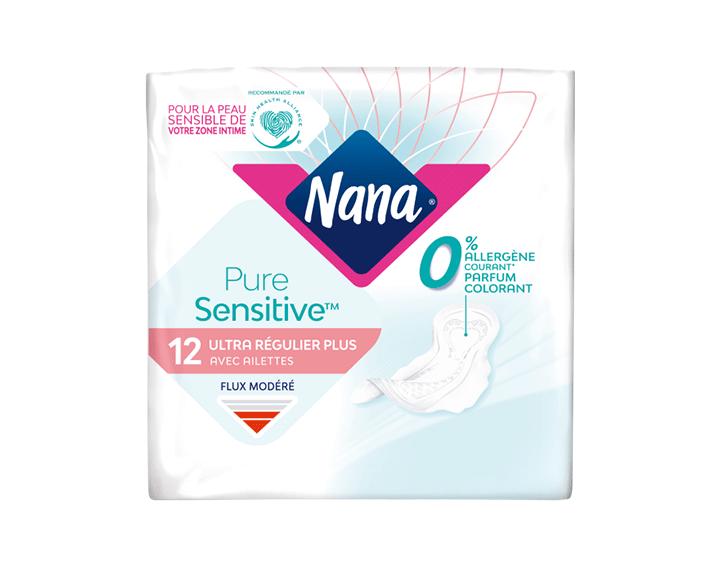 Ultra Régulier Plus Nana PureSensitive