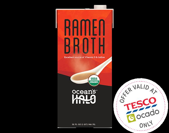 Organic Ramen Broth 946ml