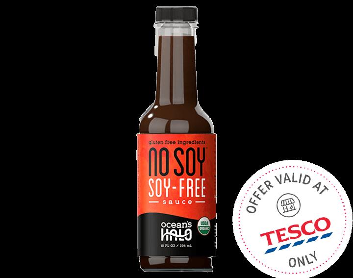 Organic NoSoy Soy-free Sauce 296ml