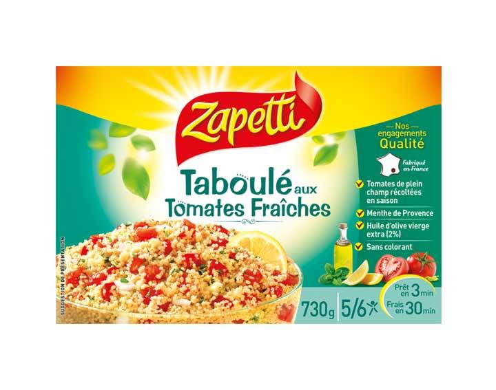 Taboulé aux Tomates Fraîches 730g