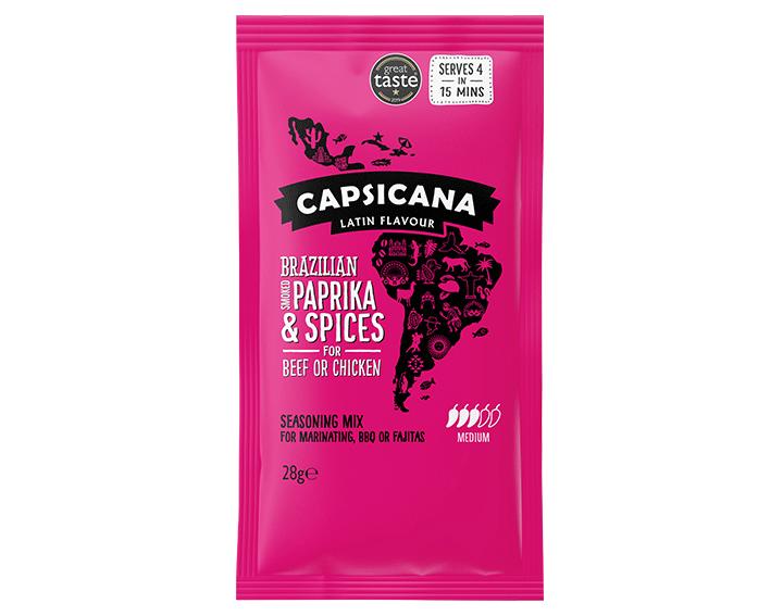 Brazilian Paprika & Spices seasoning mix