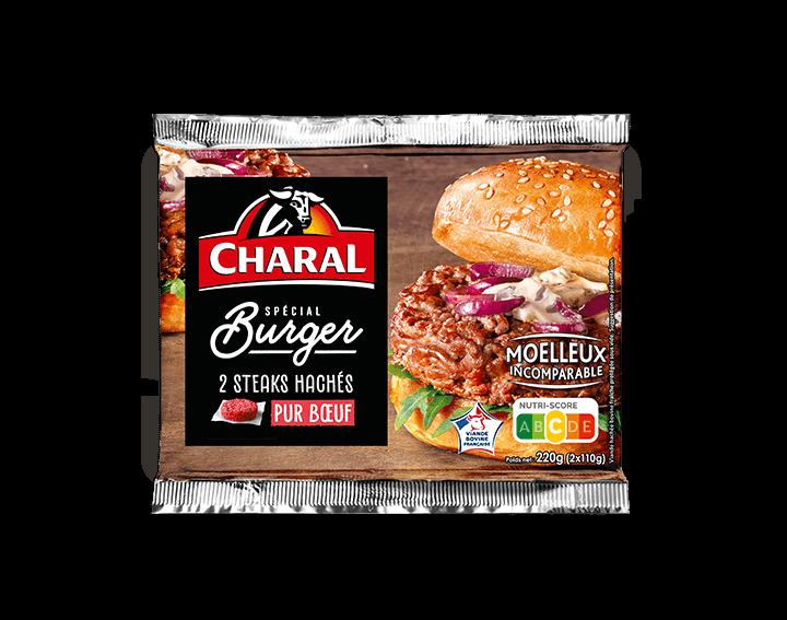 Steaks Hachés Spécial Burger x2