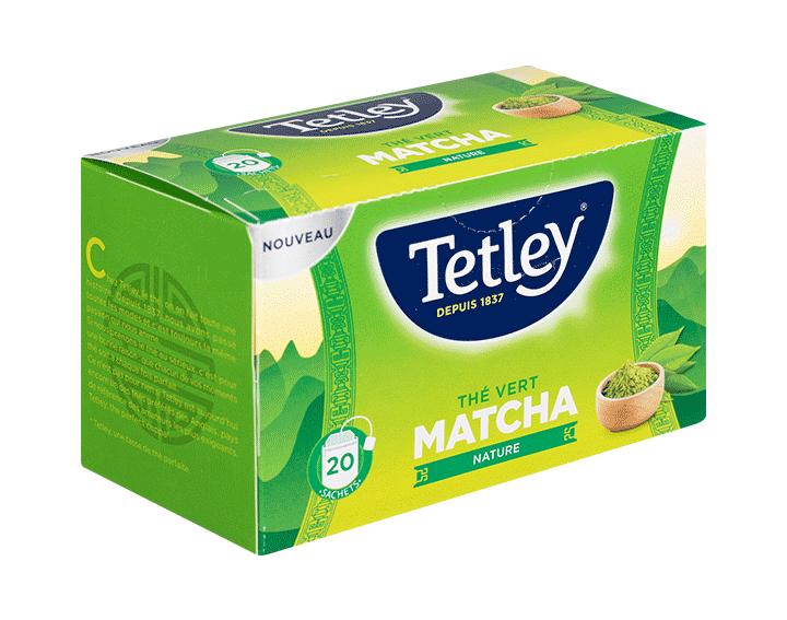Thé Vert Matcha Nature 20 sachets