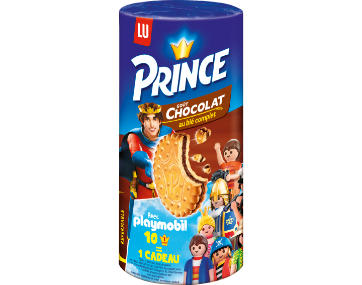 Prince Goût Chocolat & Playmobil x1