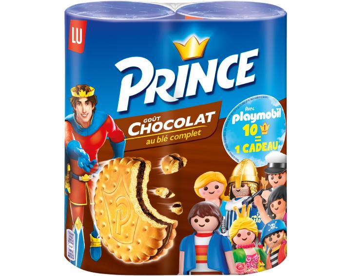 Prince Goût Chocolat &Playmobil Lot de 2