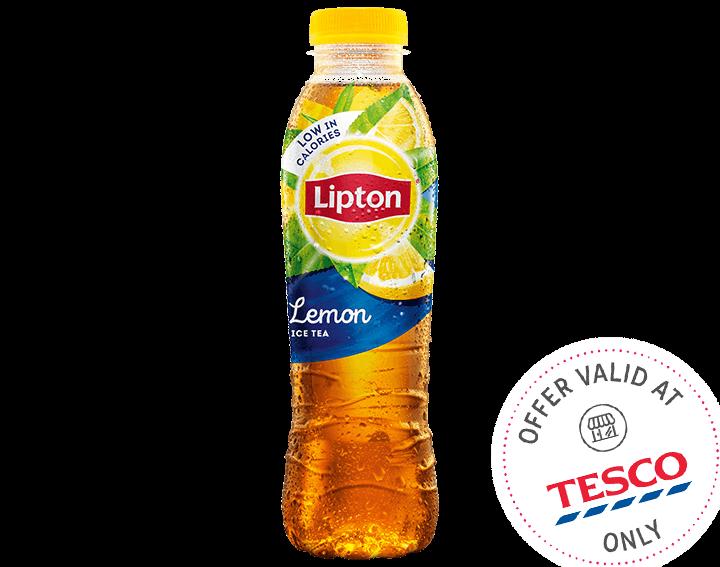 Lemon Ice Tea 500ml