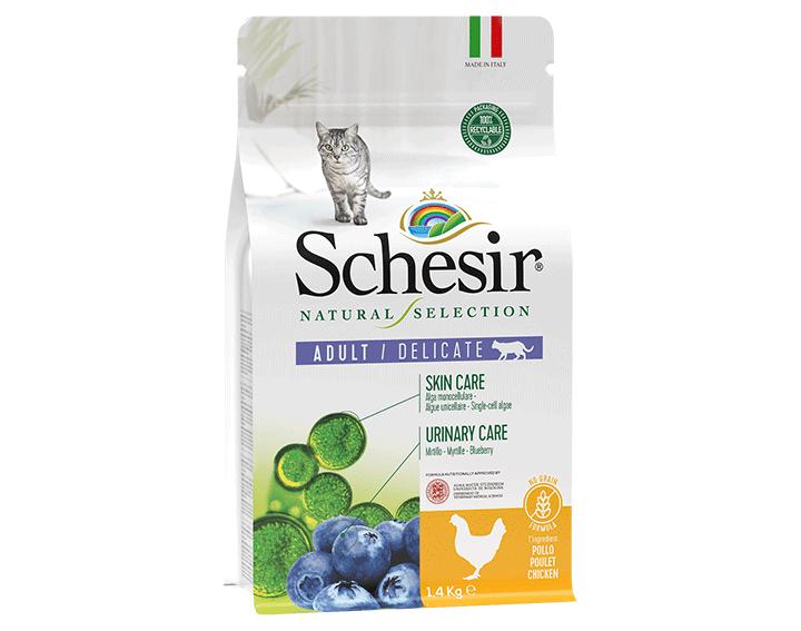 Riche en Poulet 1,4kg pour chats adultes
