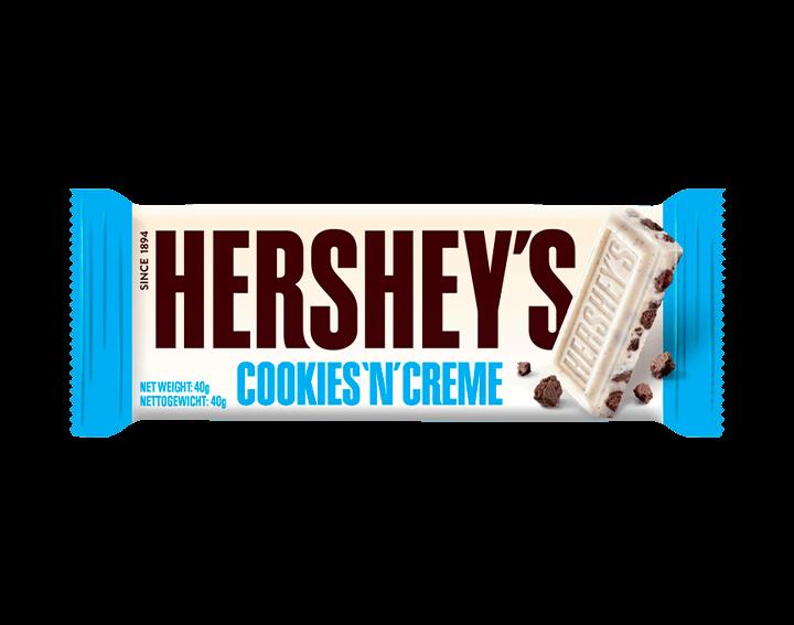Hershey Cookies n Crème 40g