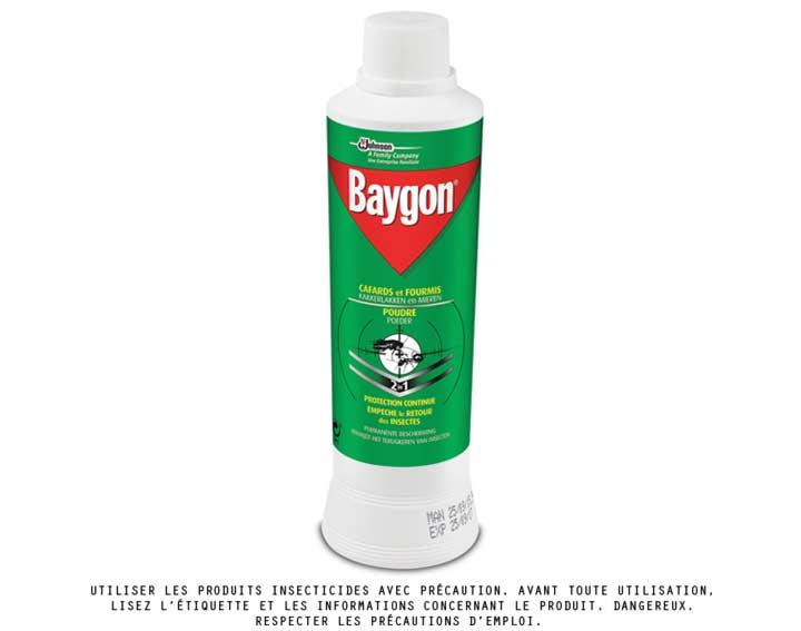 Baygon® poudre anti-rampants