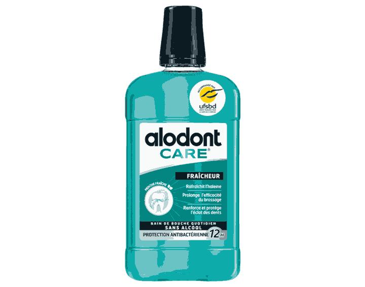 Bain de bouche alodont CARE® Fraîcheur - 500 ml