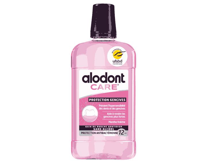 Bain de bouche alodont CARE® Protection Gencives - 500 ml