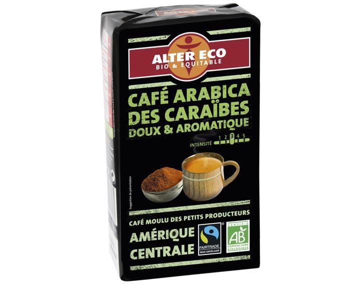 Café Arabica des Caraïbes Doux & Aromatique