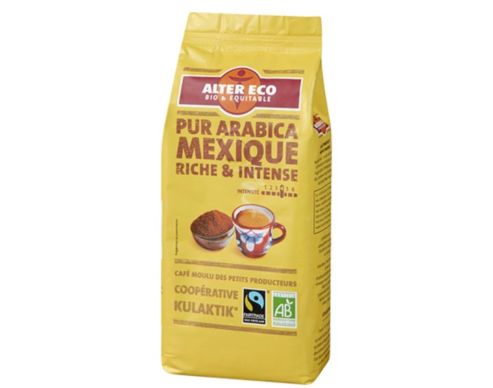 Pur Arabica Mexique Riche & Intense