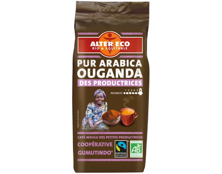 Pur Arabica Ouganda des Productrices
