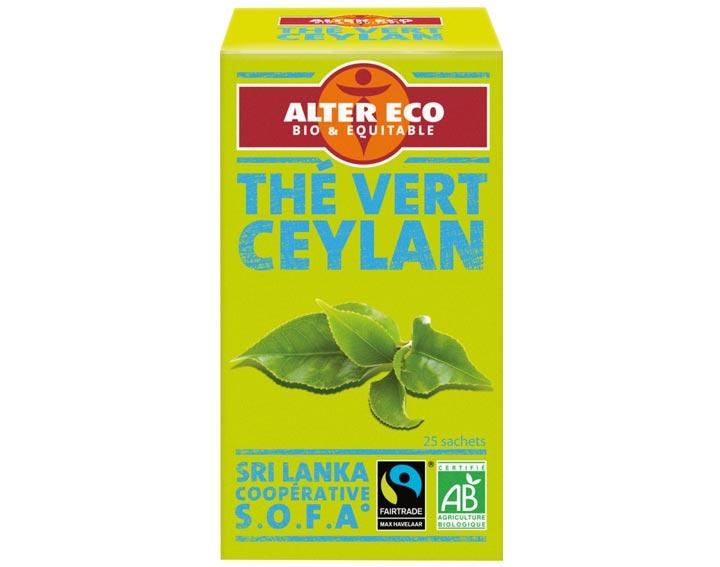 Thé Vert Ceylan