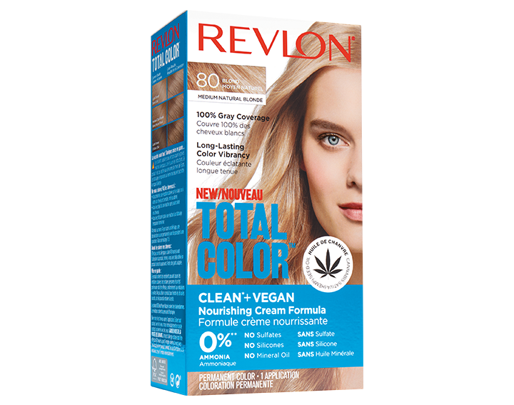 TOTAL COLOR™ 80 Blond Moyen Naturel