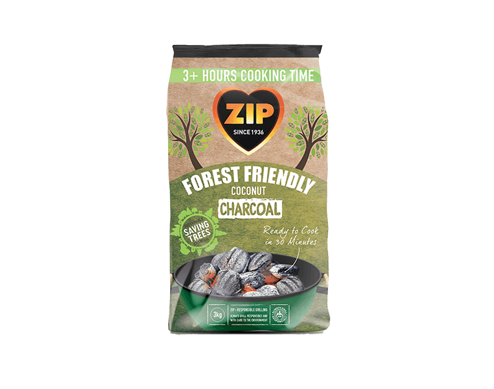 Forest Friendly Coconut Charcoal 3kg